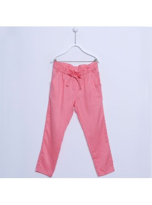 Salmon - Girls` Pants - Silversun