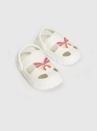 White - Baby Shoes