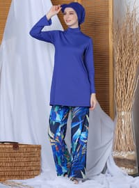 Saxe - Unlined - Half Covered Switsuits