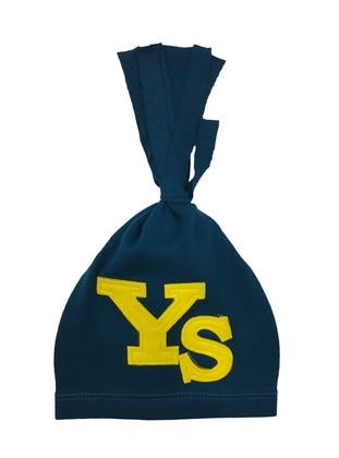 - Navy Blue - Hat
