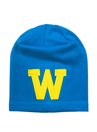 - Unlined - Blue - Hat