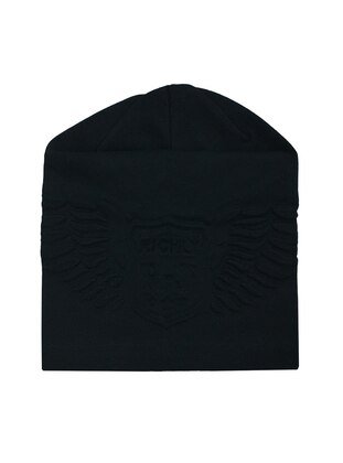 - Unlined - Black - Hat - BY LEYAL