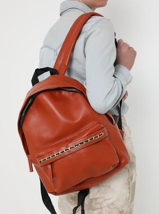 Terra Cotta - Backpack - Backpacks