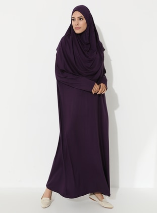 Purple - Unlined - Prayer Clothes