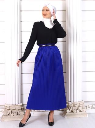 Saxe - Unlined - Viscose - Skirt