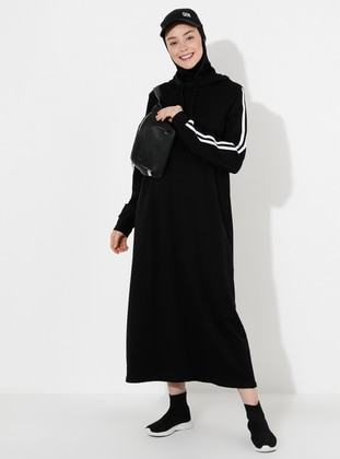 Black -  - Tracksuit Top