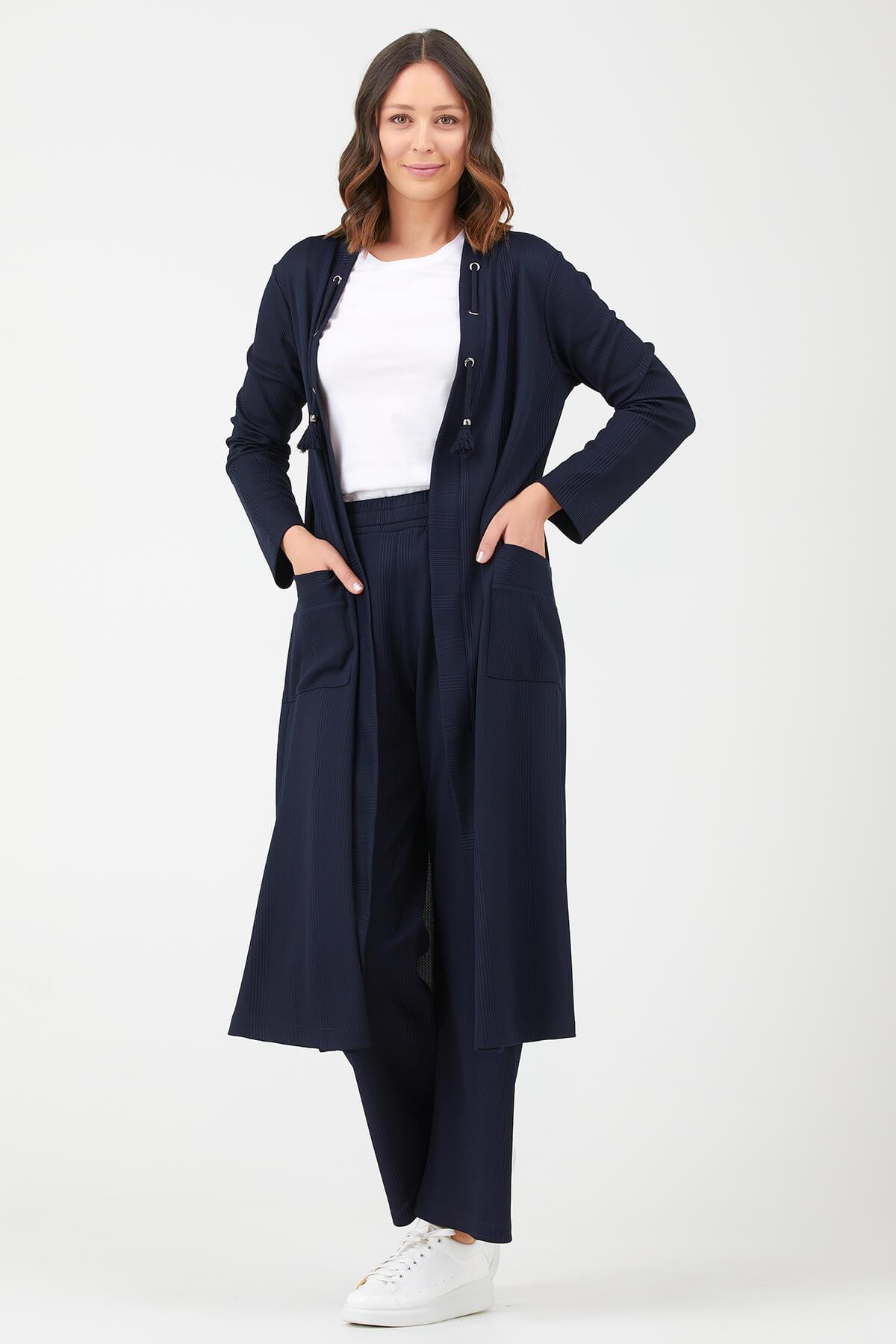 Suit Sementa Navy Blue