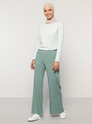 Green Almond - Pants