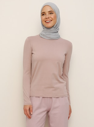 Pink - T-Shirt - Everyday Basic