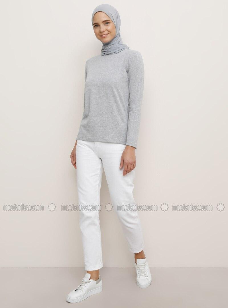 Silver tone - T-Shirt