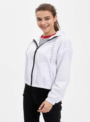 White - Puffer Jackets