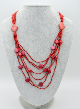 Red - Necklace