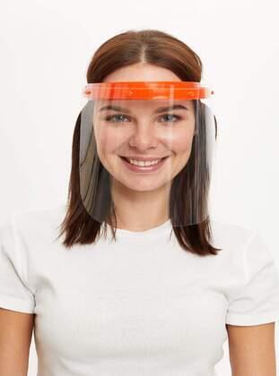 Orange - Shawl