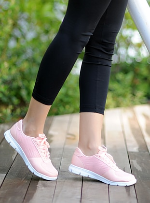 Casual - Powder - Casual Shoes