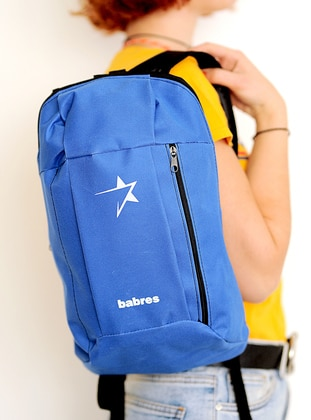 Blue - Backpack - Backpacks