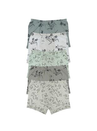 - Unlined - Multi - Kids Underwear - Donella