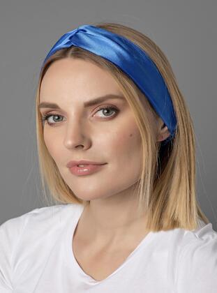 Indigo Blue Vintige Bandana - Blue - Modex