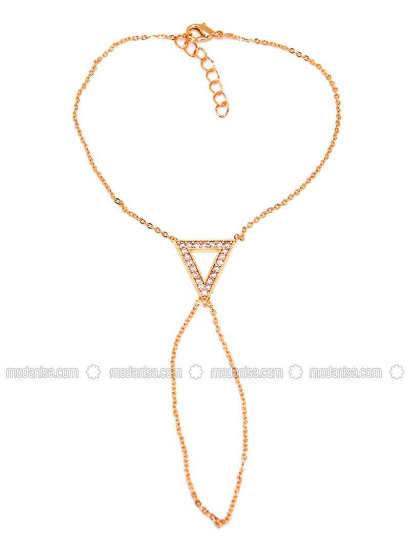 Rose - Hand Chain