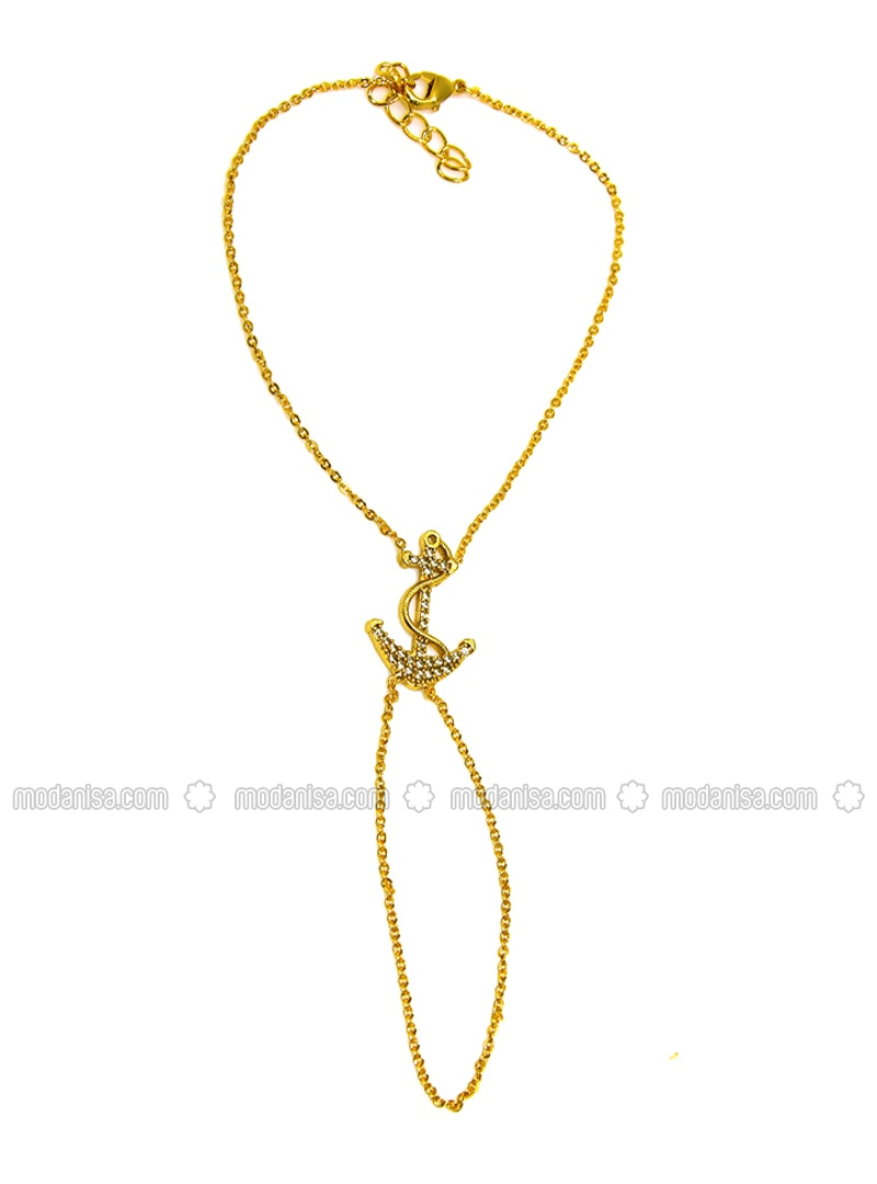 Gold - Hand Chain