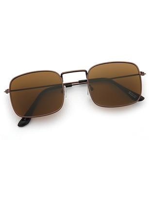 Brown - Sunglasses - Aqua Di Polo 1987