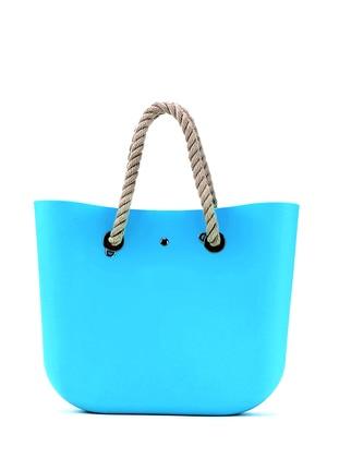 Satchel - Turquoise - Beach Bags