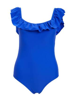 Blue - Swimsuit - DeFacto