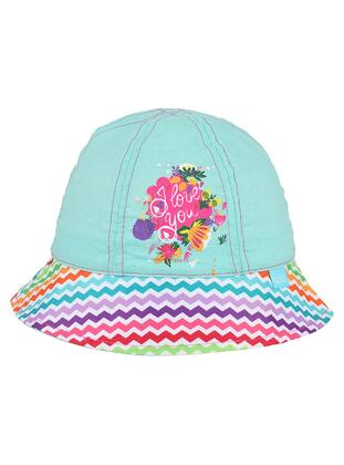 Green - Girls` Hat - Civil