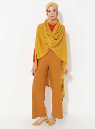 Mustard - Acrylic -  -  - Vest