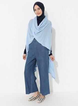 Baby Blue - Acrylic -  -  - Vest