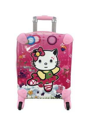 Fuchsia - Multi - Suitcases