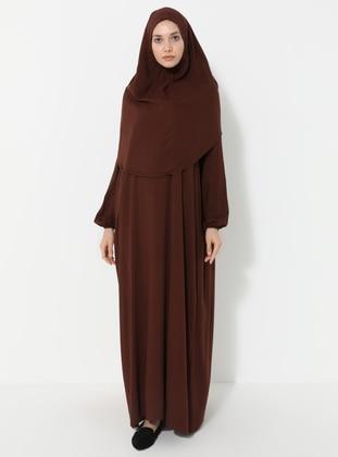 Brown - Prayer Clothes