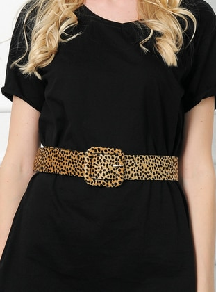 Leopard - Belt