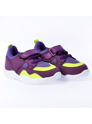 Purple - Girls` Shoes