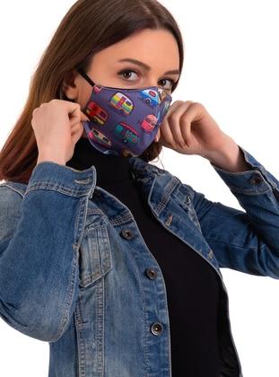 Purple - Masks