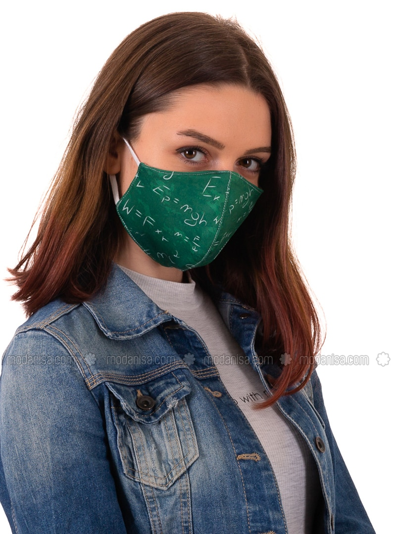Green - Masks