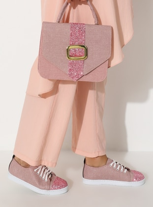 Pink - Casual - Suit