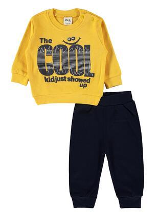 Yellow - Baby Suit - Civil
