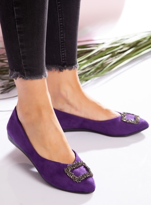 Casual - Purple - Casual Shoes