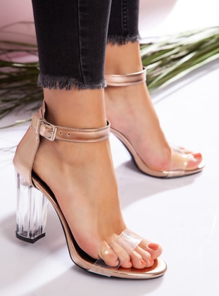 Copper - High Heel - Heels
