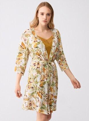 Mustard - Modal -  - Morning Robe