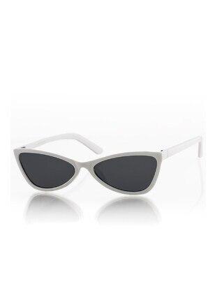 White - Sunglasses
