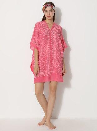 Viscose - Pink - Pareo
