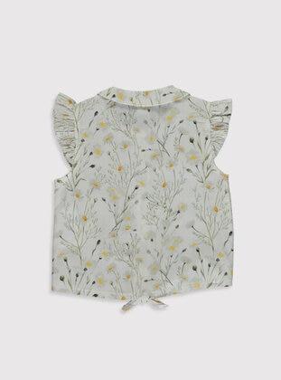 Ecru - baby shirts - LC WAIKIKI