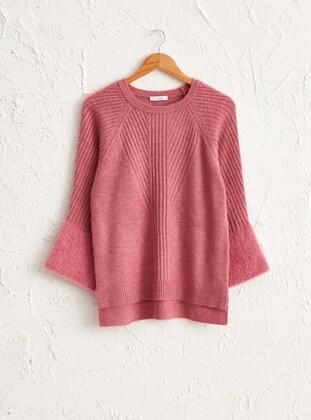 Pink - Jumper - LC WAIKIKI