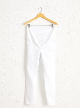 White - Maternity Clothing