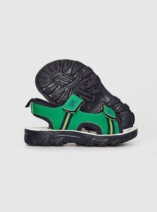 Green - Boys` Sandals - LC WAIKIKI