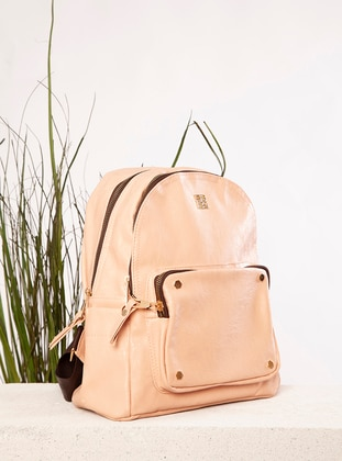 Powder - Polyurethane - Backpack - Backpacks