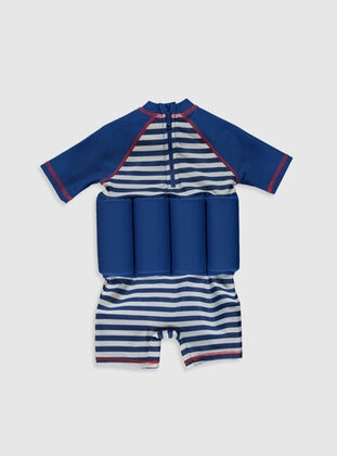 Navy Blue - Boys` Swimsuit - LC WAIKIKI