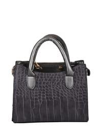 Anthracite - Satchel - Shoulder Bags