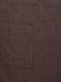 Brown - Striped - Plain - Scarf
